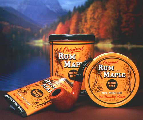 Rum and Maple